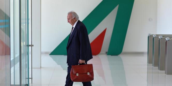 En difficulté, la compagnie Alitalia pourrait être contrôlée par Air France-KLM, déja actionnaire.