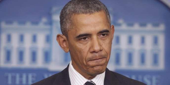 Barack Obama, le 27 septembre à la Maison Blanche.