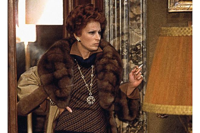 Dans le décor du vieux cinéma Manzoni, Antonio Monfreda et Patrick Kinmonth mettent à l'honneur les femmes de cinéma habillées par Fendi, comme Silvana Mangano dans Violence et passion en 1974.