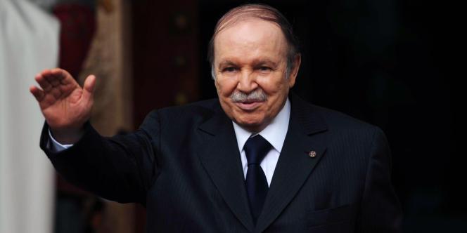 Abdelaziz Bouteflika, en 2013.
