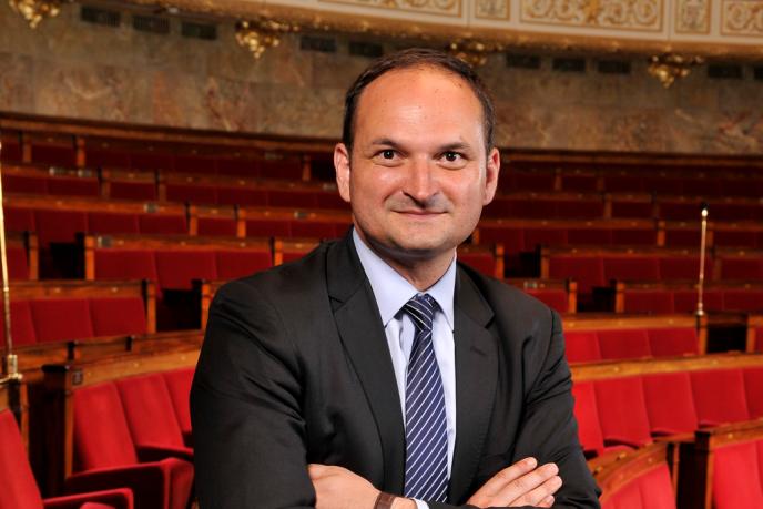 Régis Juanico, député (PS) de la Loire.