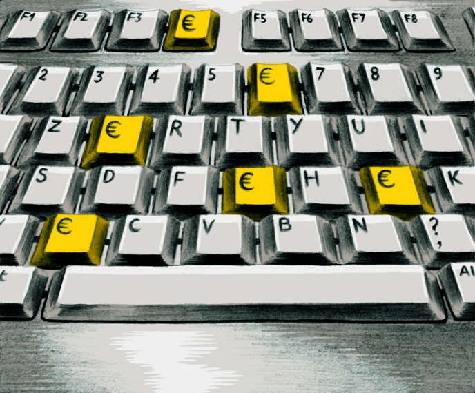 Les internautes commencent à payer pour acquérir musiques, films et d'autres services en ligne. Sous conditions.