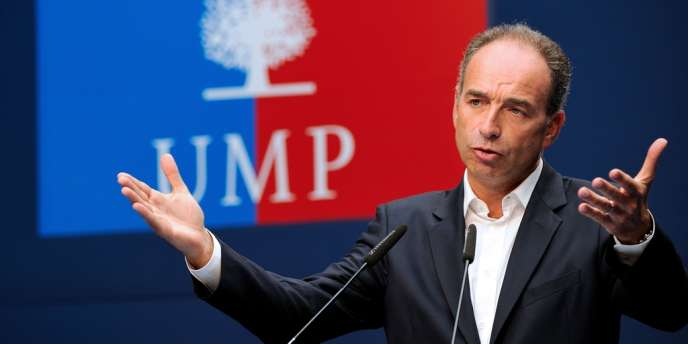 Jean-François Copé, président de l'UMP, lors d'un meeting au Touquet-Paris-Plage, le 8 septembre.
