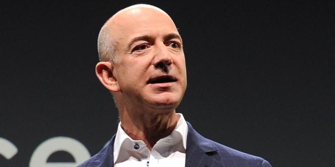 Le fondateur d'Amazon Jeff Bezos, le 6 septembre 2012.