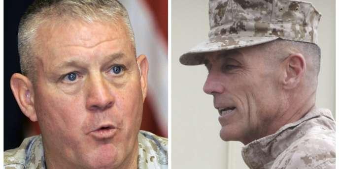 C'est la première fois depuis le début de cette guerre en 2001 que des officiers supérieurs américains sont limogés pour des erreurs de commandement.