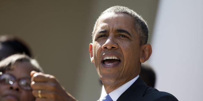 Le président Obama a jugé l'attitude des républicains