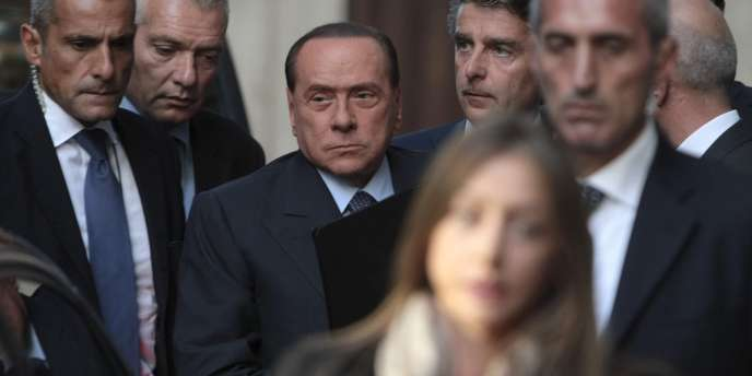 Silvio Berlusconi, le 30 septembre à Rome.