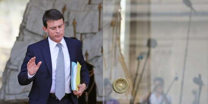 La semaine dernière, Manuel Valls avait insisté sur l'impossibilité, sauf pour