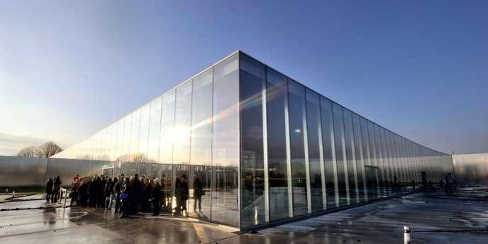 Le nouveau centre de réserves du Louvre devrait être installé à proximité du Louvre-Lens, l'antenne provinciale du musée ouverte en décembre 2012.