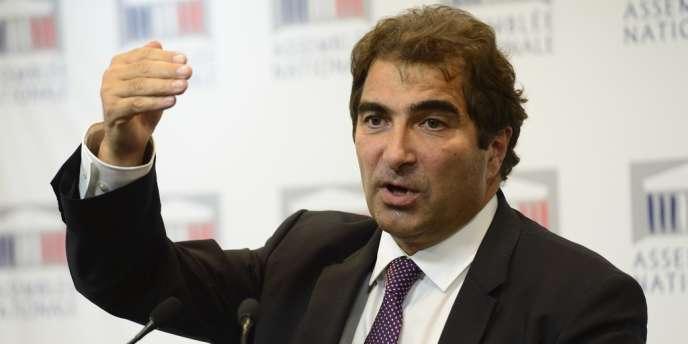 Le chef de file des députés UMP à l'Assemblée nationale, Christian Jacob.