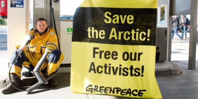 Greenpeace appelle à une mobilisation, samedi 5 octobre, pour libérer ses activistes.