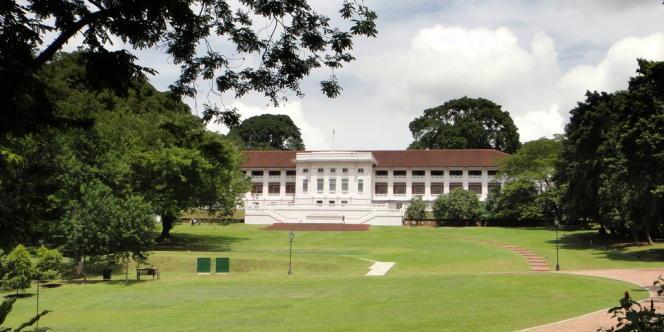 Fort Canning abritera, à partir de janvier 2015, l'antenne singapourienne de la Pinacothèque de Paris.