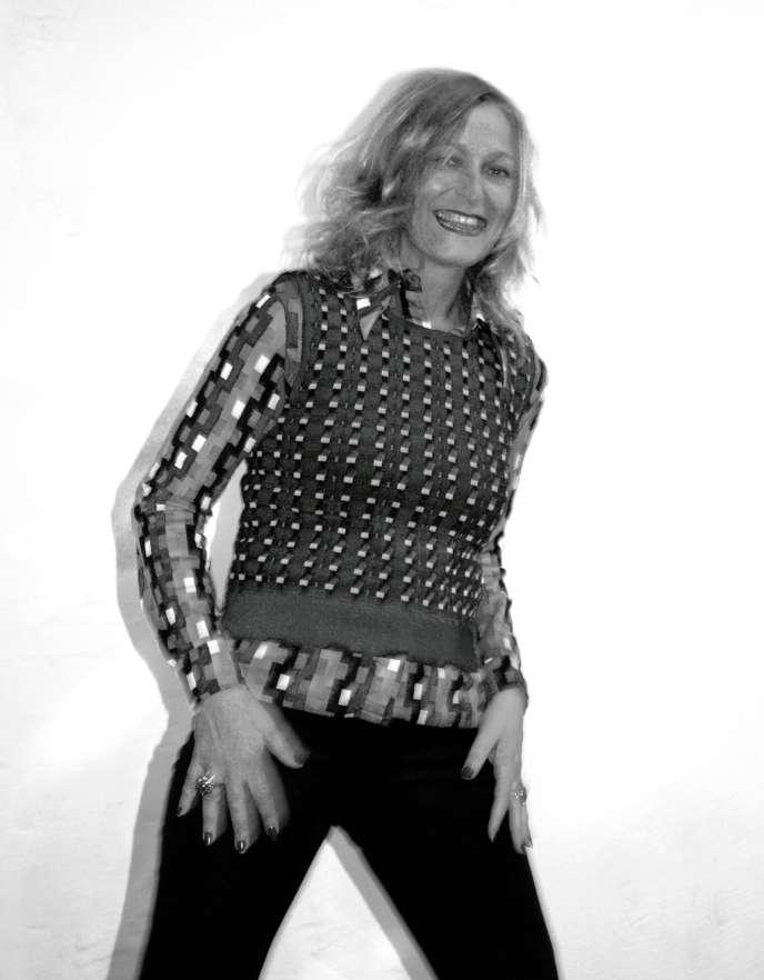 Kitty Hartl, diretrice du Cabaret New Burlesque.