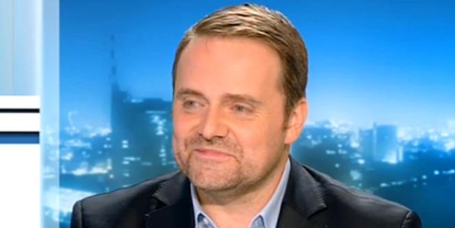 Bastien Millot. Capture d'écran BFM-TV