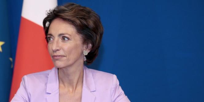 Marisol Touraine, le 26 septembre à Paris.