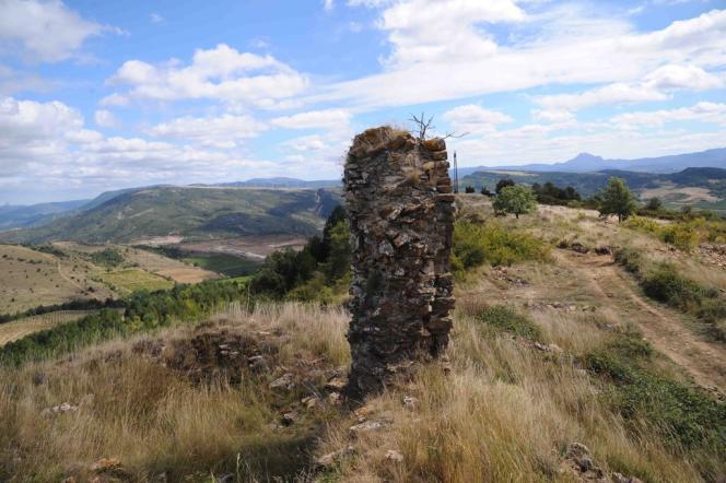 Le site archéologique de Saint-Pierre-le-Clair, dans l'Aude.