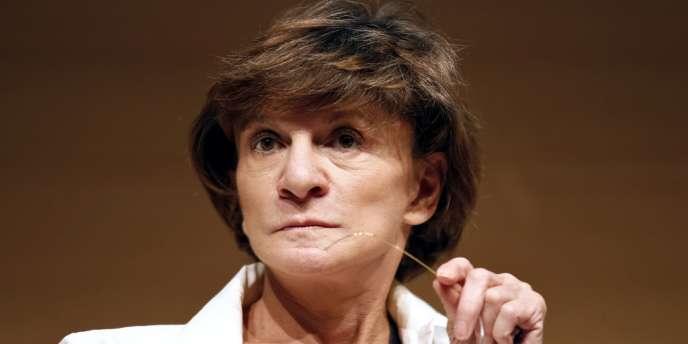 La ministre déléguée aux personnes âgées et à l'autonomie, Michèle Delaunay.