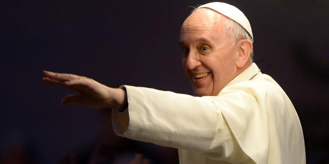 Le pape François a déclaré ne pas être