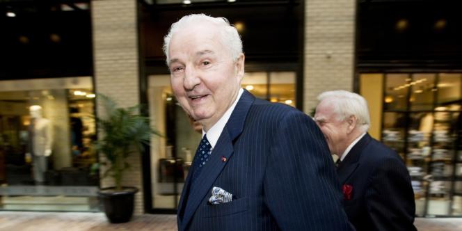 Agé de 86 ans, le milliardaire était à la tête de Power Corporation, un groupe aux 200 milliards d'euros d'actifs, dont le journal francophone