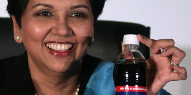 Indra K. Nooyi a pris les rênes de PepsiCo en 2006.
