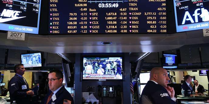 Des doutes pèsent sur la fiabilité de certaines cotations à Wall Street.