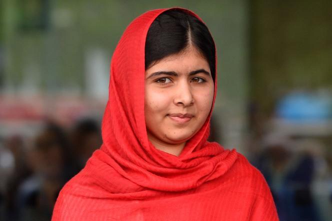 Malala Yousafzaï, le 3 septembre 2013.