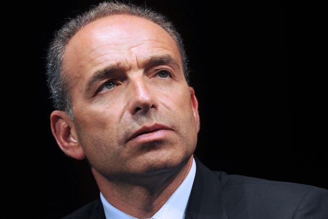 Jean-François Copé, le 18 septembre 2013.
