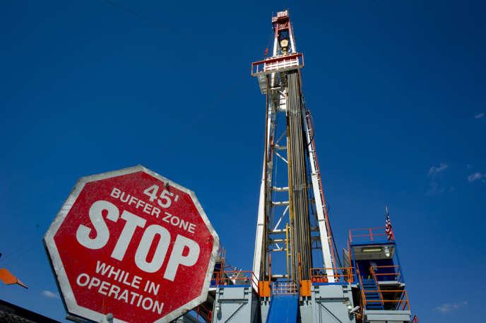 Les oppositions au gaz de schiste essaiment dans le monde.