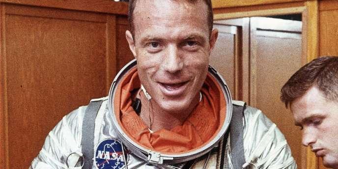 Scott Carpenter, en août 1962.