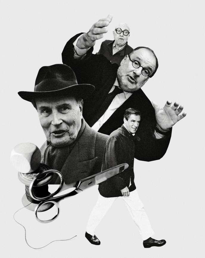 Jean-Pierre Coffe, Serge Moati, François Mitterrand, François Fillon... Tous des habitués de  la boutique du 14, rue de Sèvres.