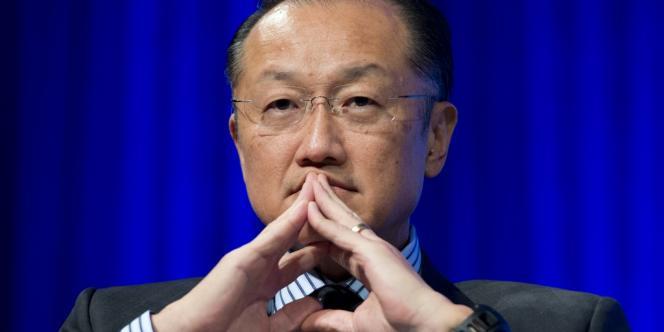 Jim Yong Kim a  été élu en avril 2012 à la présidence de la Banque mondiale.