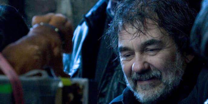 Vaugand (Olivier Marchal), un avocat pénaliste rude et meurtri sur France 2.