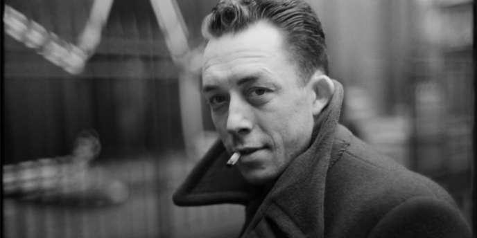 Albert Camus, en 1944.