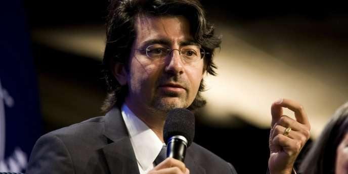 M. Omidyar, promoteur de The Intercept, a décidé de destiner une partie de sa fortune au renouveau de la presse. Sa fortune est évaluée à 8,5 milliards de dollars (6,1 milliards d'euros) par le magazine Forbes.