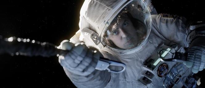 George Clooney dans le film américain et britannique d'Alfonso Cuaron,