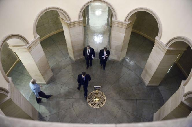 Au Capitole, le 25 septembre.