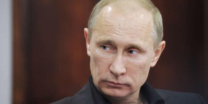 Vladimir Poutine en 2011.
