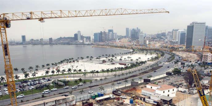 Une vue de Luanda.