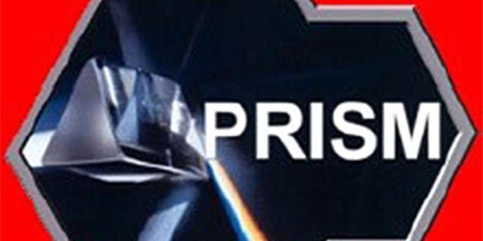 Le logo Prism, issu d'un document de la NSA.