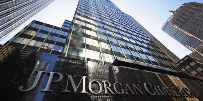 JPMorgan affiche un bénéfice de 17,85 milliards de dollars en 2013.