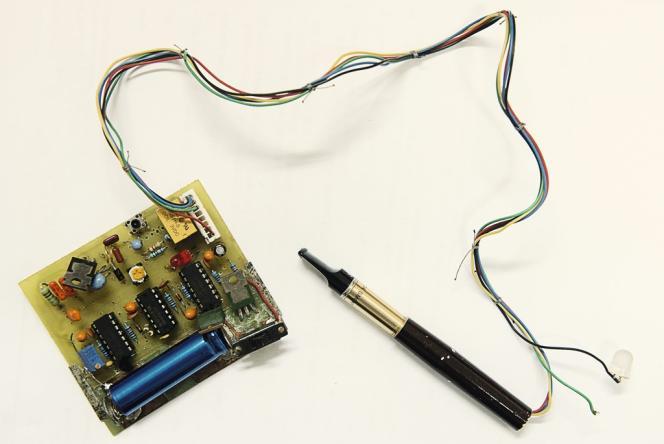 Il y a dix ans, Hon Lik inventait le prototype de l'e-cigarette -