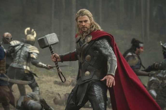 Chris Hemsworth dans le film américain d'Alan Taylor,