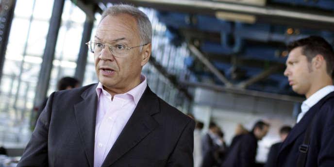 Philippe Vilamitjana ne sera plus directeur des programmes de la chaîne à partir du lundi 21 octobre. Il paie la panne d'audience en avant-soirée.