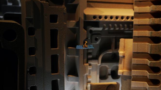 Une image du film d'animation français d'Alain Ughetto,