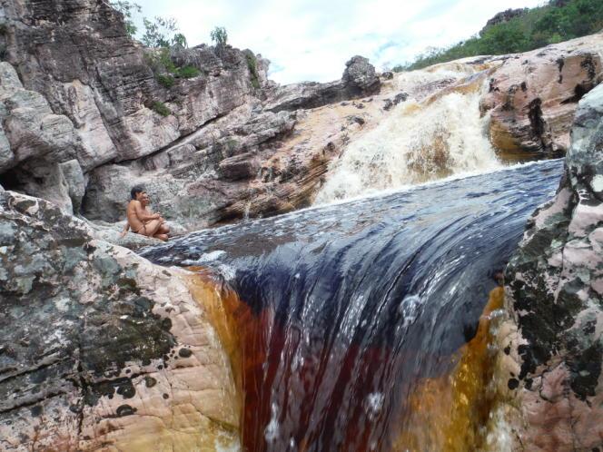 Avec ses 300 chutes d'eau, le Chapada Diamantina est une réserve précieuse pour tout l'Etat.