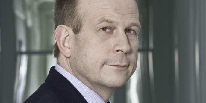 Christophe Cros, directeur général adjoint de Suez Environnement chargé des déchets en Europe.