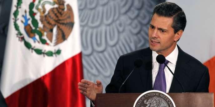 Le président mexicain Peña Nieto a demandé à son ministre de convoquer l'ambassadeur des Etats-Unis à Mexico pour avoir des informations sur l'enquête menée par le gouvernement américain.