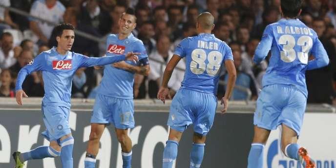 L'OM s'est incliné face à Naples, mardi 22 octobre, dans le cadre de la Ligue des champions.