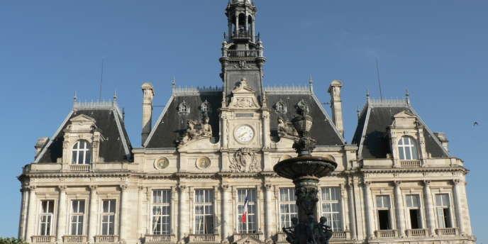 La mairie de Limoges.