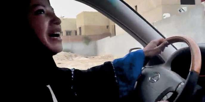 Le porte-parole du ministère saoudien avait rappelé jeudi 24 octobre qu'il était interdit pour les femmes de conduire dans le royaume.